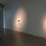 Installation view Recursive Distance, Giclée print, frame 70×60