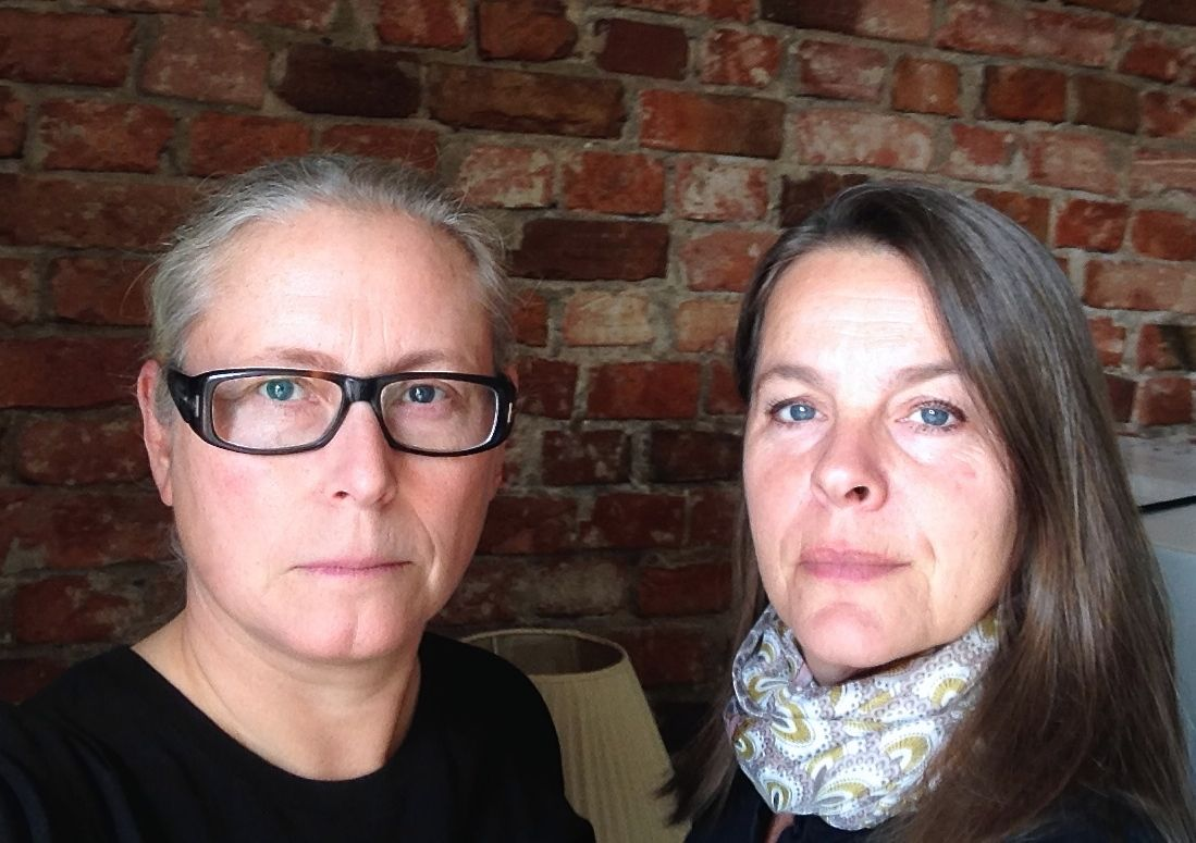 Anna Viola Hallberg & Ulla Manns