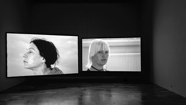 Installation view: Resonance (2005-06)