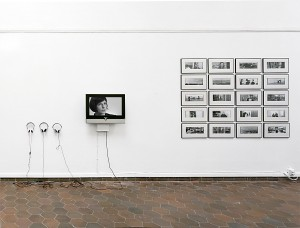 Installation view: Resonance Conversations Installation view, Norrköping Art Museum, Sweden, 2009
